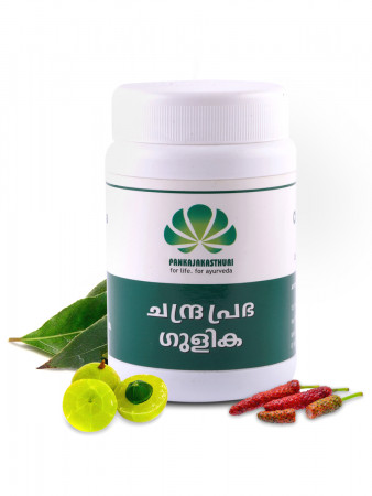 Chandraprabha Gulika - Ayurvedic Medicine For Diabetes