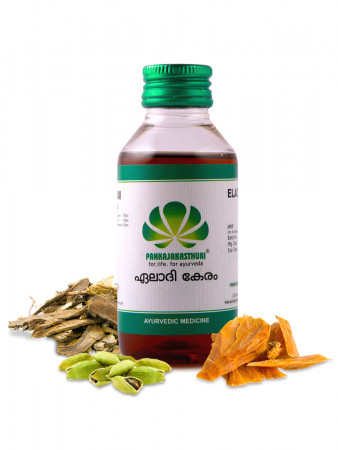 Eladi Keram - Ayurvedic Oil For Eczema