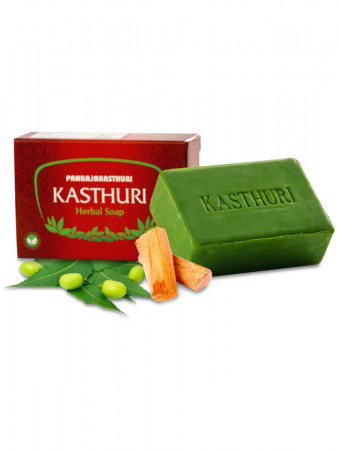 Kasthuri Herbal Soap