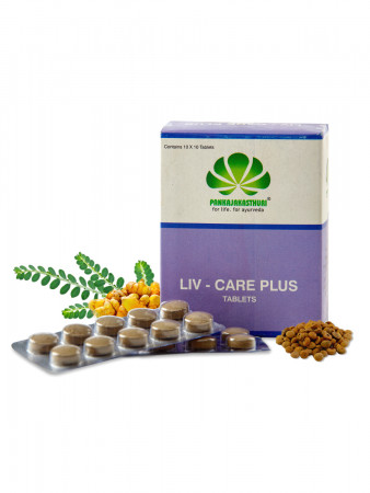 Liv-Care Plus Tablets