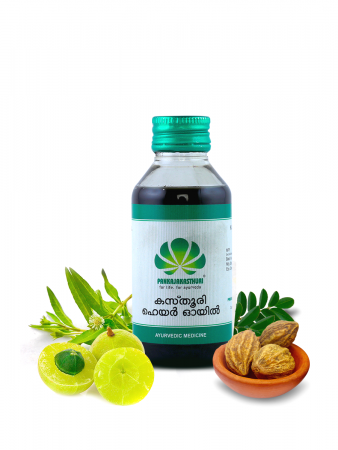 Kasthuri Hair Oil