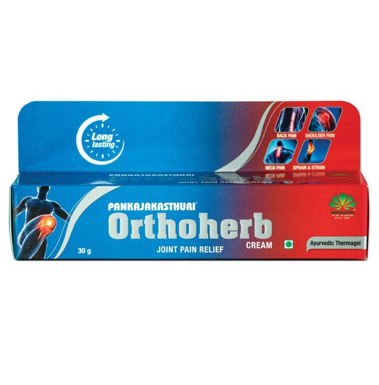 Orthoherb Cream - Ayurvedic Cream For Joint Pain