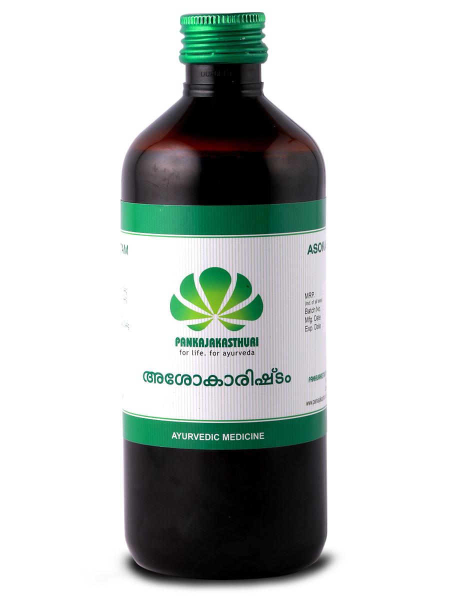 Asokarishtam - Ayurvedic Medicine For Menorrhagia