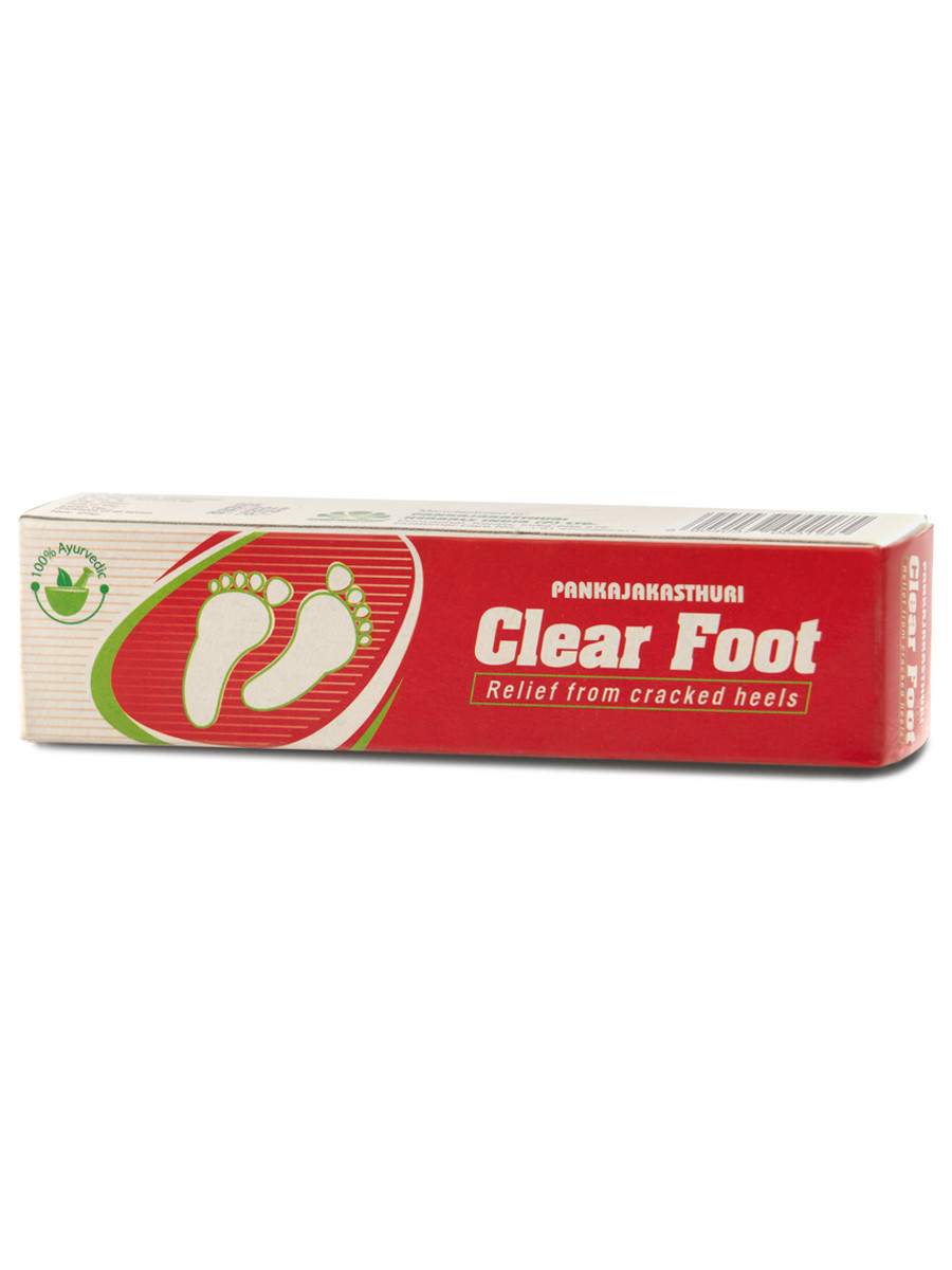 Clear Foot - Ayurvedic Product For Fissured Foot