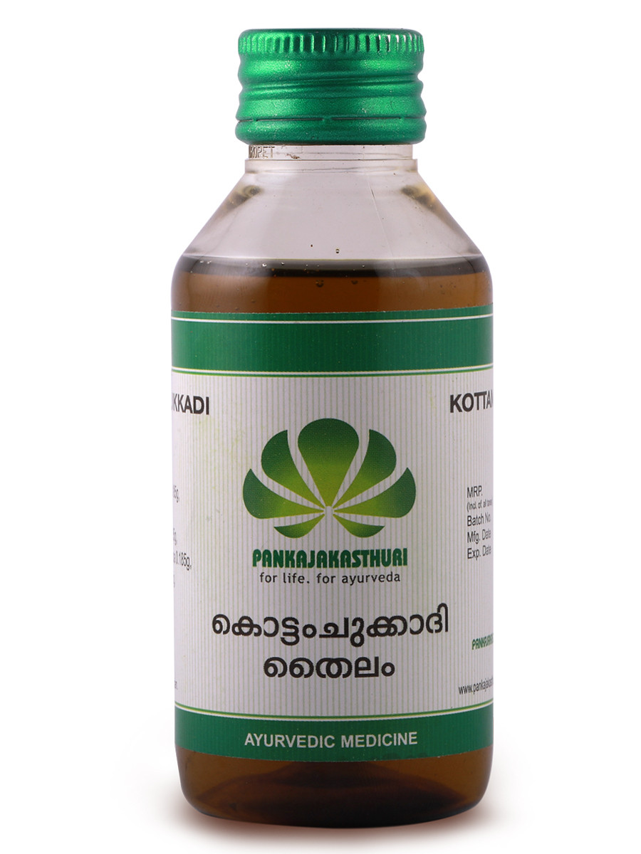 Kottamchukkadi Thailam