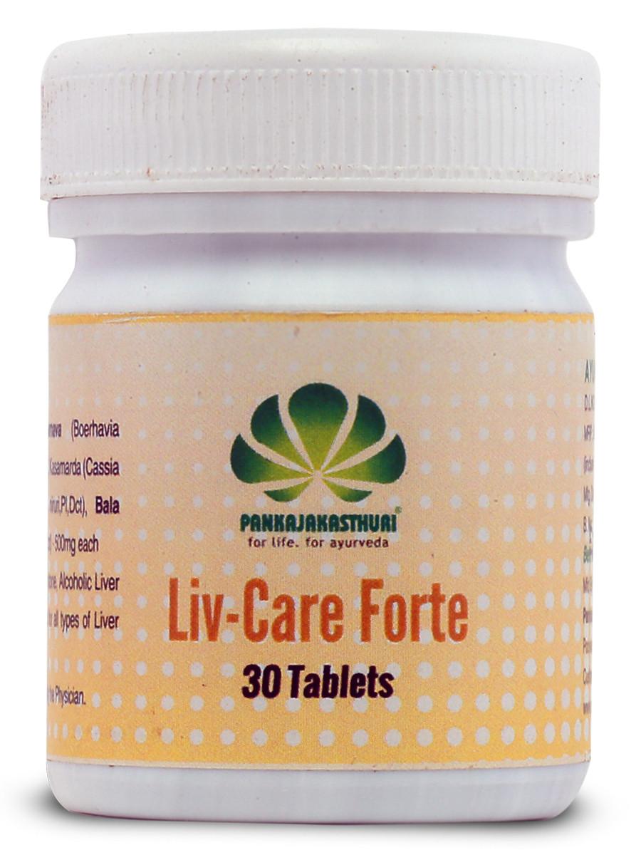 Liv-Care Forte - Ayurvedic Medicine For Jaundice