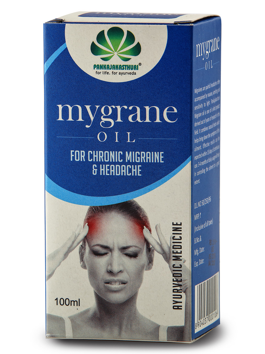Mygrane Oil