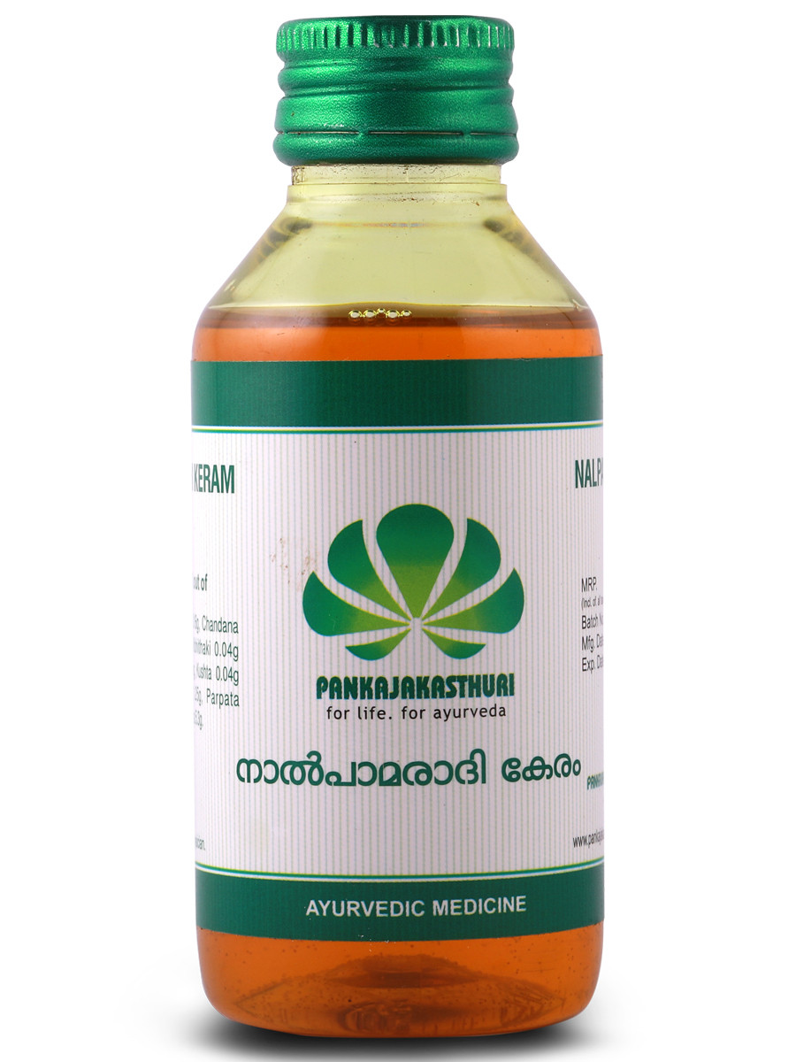 Nalpamaradi Keram - Ayurvedic Medicine For Scabies
