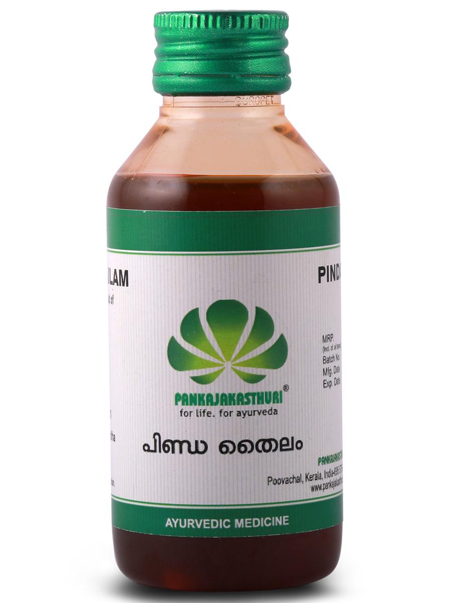 Pinda Thailam - Ayurvedic Medicine for Pain Relief