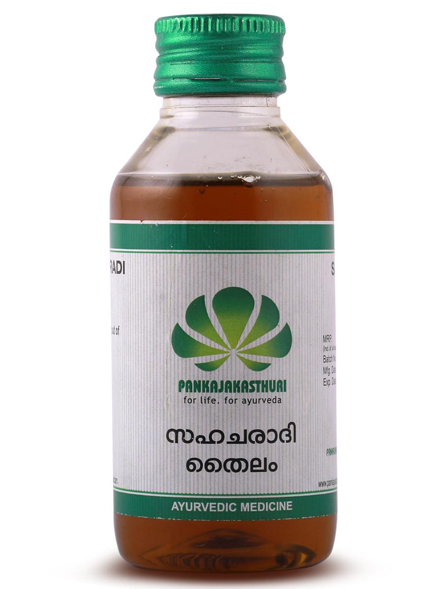 Sahacharadi Thailam