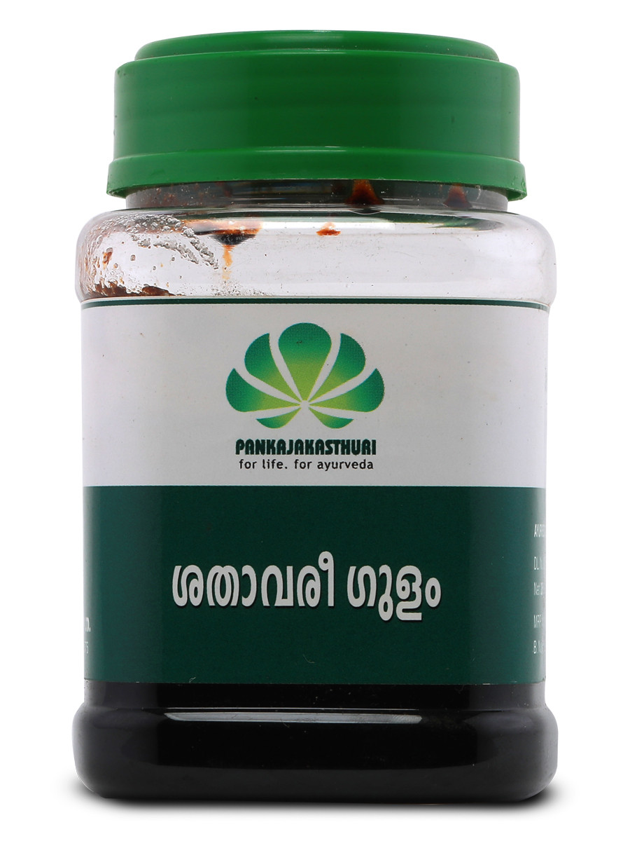 Sathavaree Gulam - Ayurvedic Medicine For Leucorrhoea