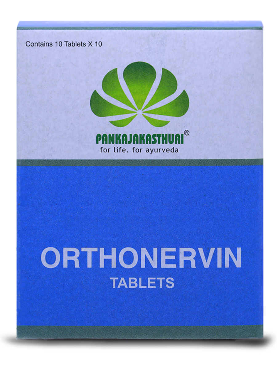 Orthonervin Tablets