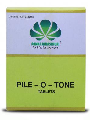 Pile-O-Tone Tablets